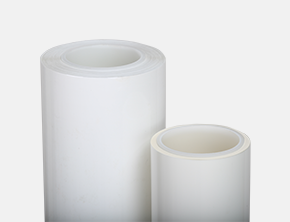 CPP white film